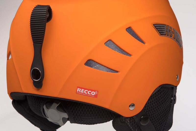 RECCO integrated in Hi-Tec