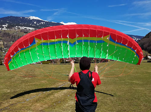Paragliders Independence Paragliding