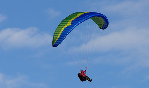 Paragliders - independence paragliding