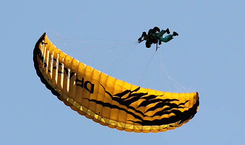 Welcome - independence paragliding