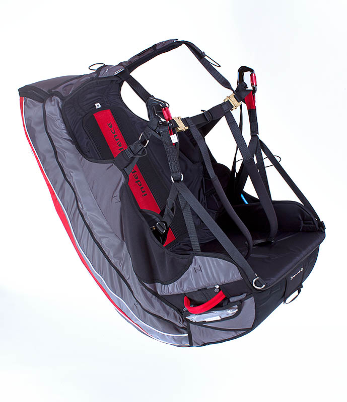 X-Pro - sportive light-weight harness - independence paragliding